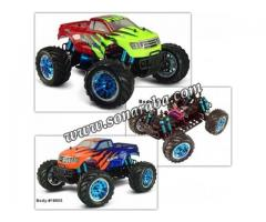 HSP WATERPROOF 1/16 ELEKTRİKLİ MONSTER 2.4Gzh Kumanda RTR
