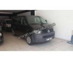 2011 CİTY VAN T6 2.0 TDİ TRANSPORTER